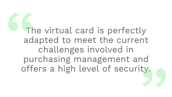 The right virtual credit card for for your business