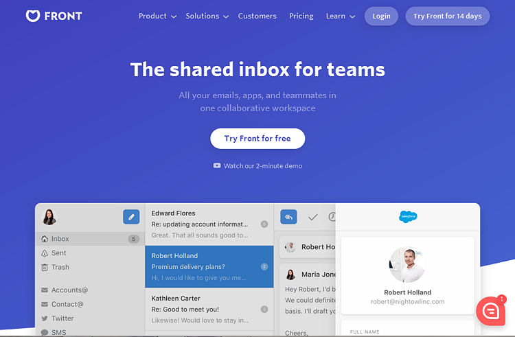 front-email-collaboration-tools