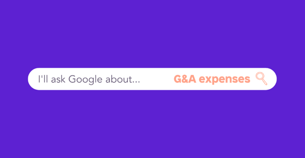 general-and-administrative-expenses