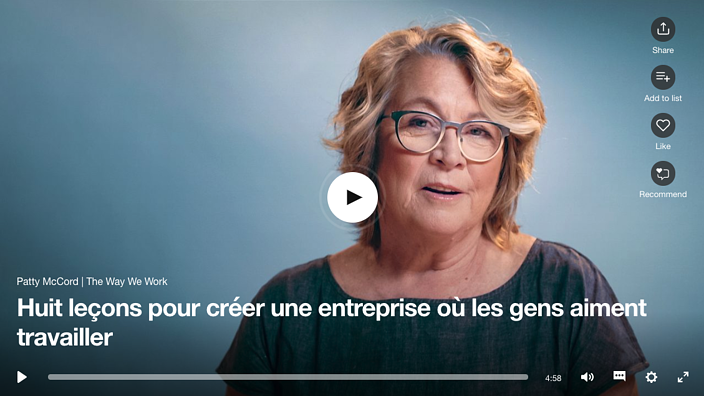 patty-mccord-ted-talk-huit-lecons-entreprise-collaborateurs-heureux